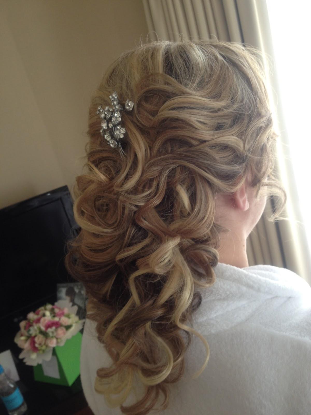 wedding hair by liz liz s wedding at bristol marriott ...