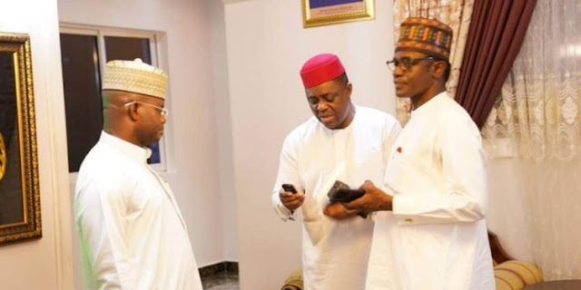 Fani-Kayode in talks with APC leaders