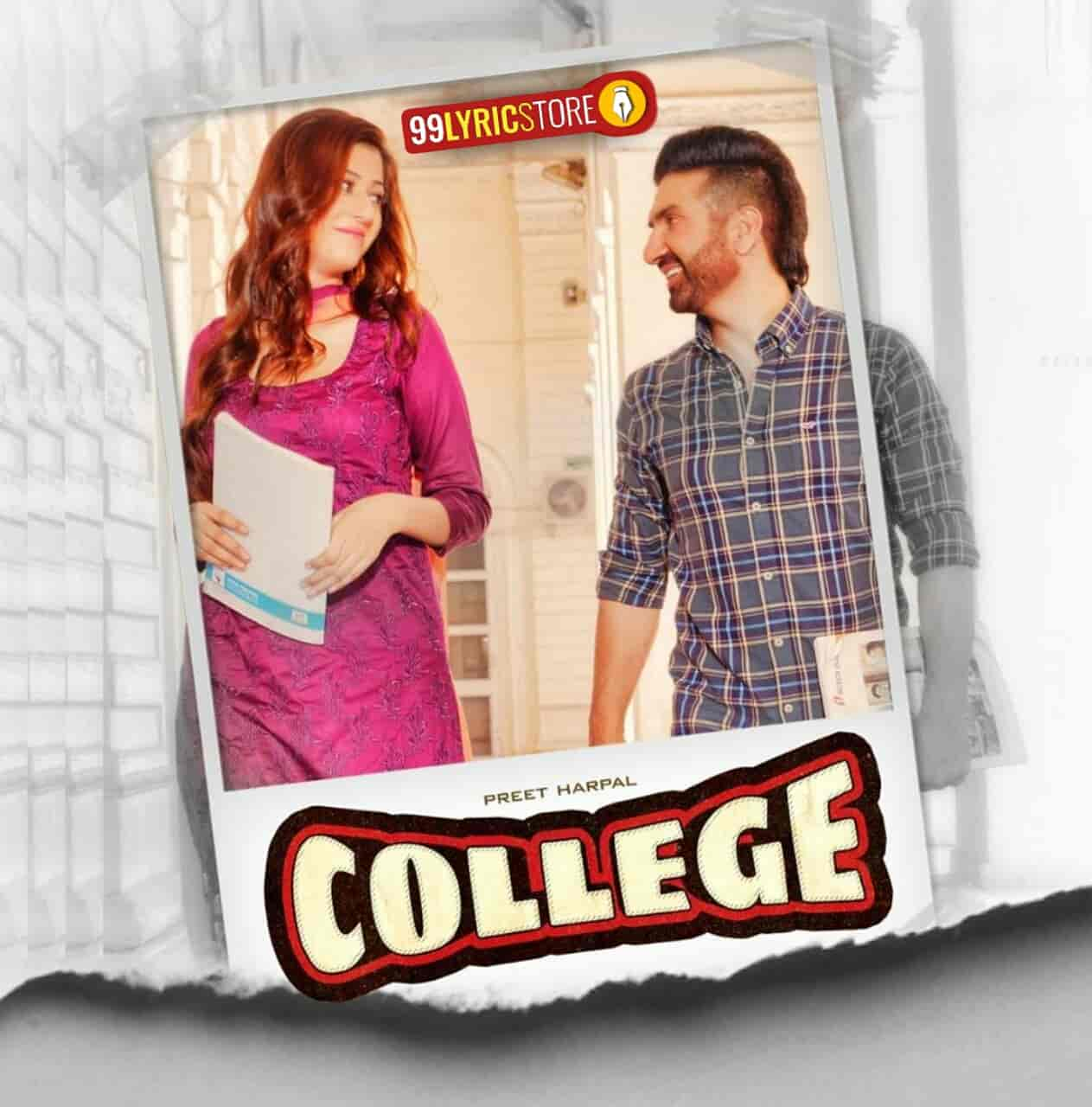 College Preet Harpal Song Images