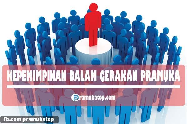 Materi Kepemimpinan dalam Gerakan Pramuka (Power Point / PPT)