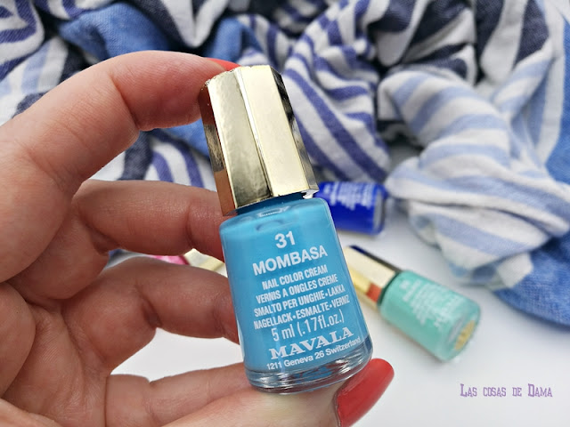 poolside colors mavala nailpolish beauty nails manicura summer verano belleza uñas