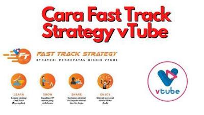 Cara Fast Track Strategy di vTube Yang Benar