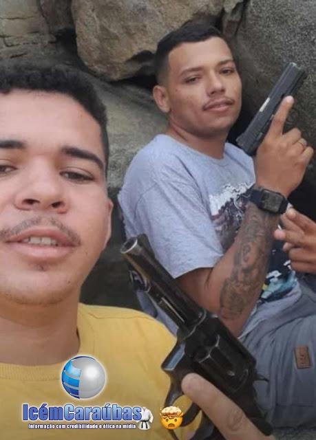 Caraubense é morto em troca de tiros com a polícia em Nova Parnamirim