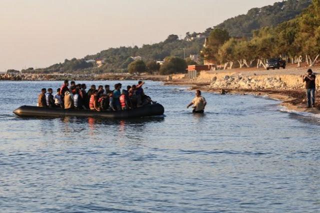 Βερολίνο: «Παρακολουθούμε την αύξηση μεταναστών στα ελληνικά νησιά»