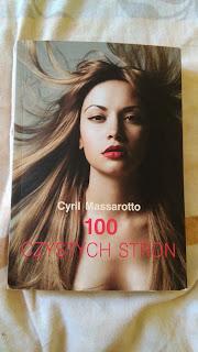 """""""100 czystych stron"""" Cyril Massarotto"""