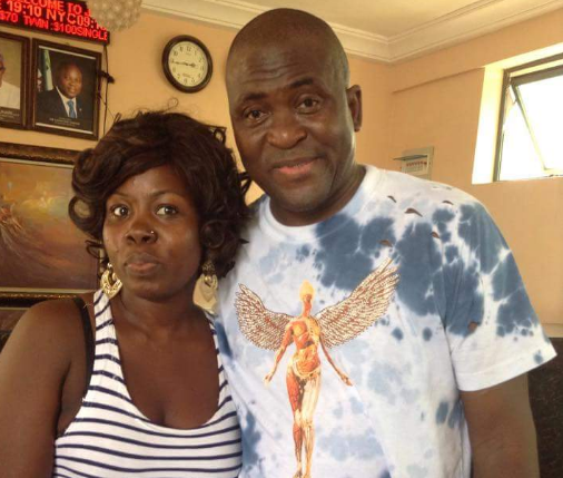 araosan returns to nigeria