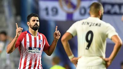 مشاهدة مباراة ريال مدريد وأتلتيكو مدريد بث مباشر اليوم 27-7-2019 في الكاس الدولية للابطال