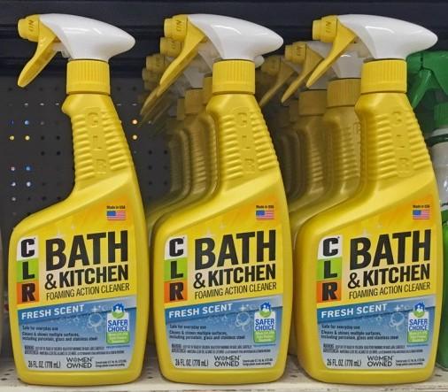 Clr Bath Kitchen Multi Surface Cleaner 2 44 Save 1 50