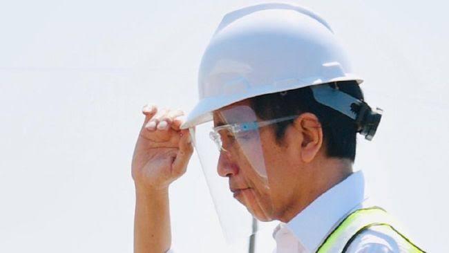 Kasus Positif 70 Ribu dan Jurus Buntu Jokowi Lawan Corona