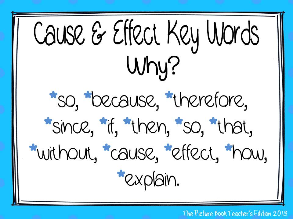 Printable Worksheets cause and effect worksheets for kindergarten Cause & Effect - Lessons - Tes Teach