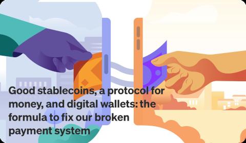 David Marcus – Good stablecoins