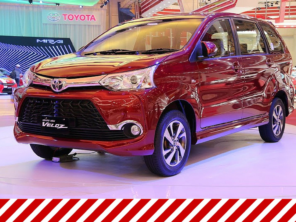 Grand New Veloz Warna Merah Toyota All Alphard 2015 The Shymphony Of Eka Dan Avanza