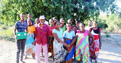 Photos de famille GES Soanatao à Ankirijibe