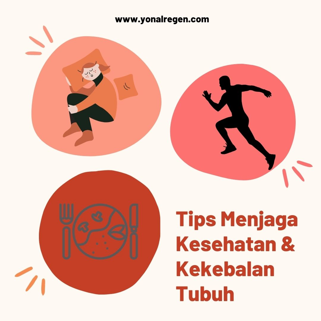 tips menjaga kekebalan tubuh