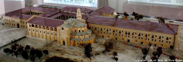 Resultado de imagen de Transepto monasterio granja de moreruela