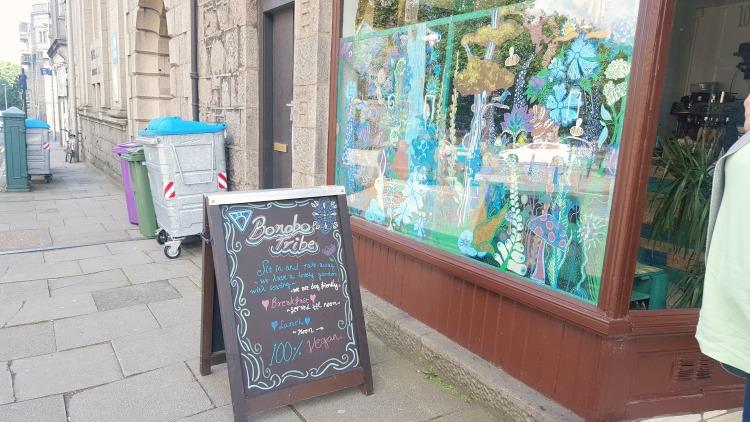 Bonobo Café, Aberdeen