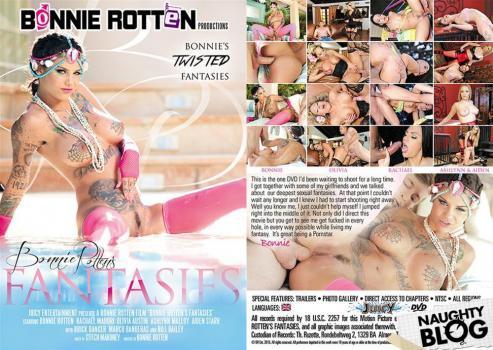 Bonnie Rotten's Fantasies (2016)
