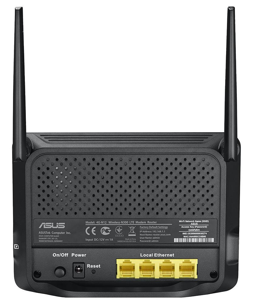 Mobile Broadband Modems - Unlocking and setting up guide: Asus 4G ...