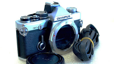 Olympus OM-2n (Chrome) Body #101