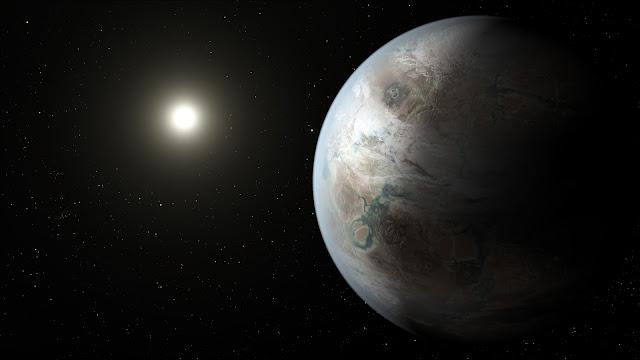 Exoplanet Kepler-452b