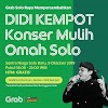 Konser Ambyar Didi Kempot GrabFood Solo Baru