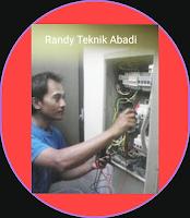 Tukang listrik Jatiwaringin