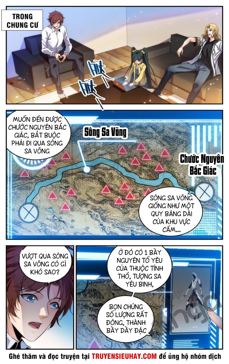 Toàn Chức Pháp Sư chap 313 - Trang 10
