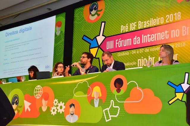 Encerramento: VIII Fórum da Internet no Brasil