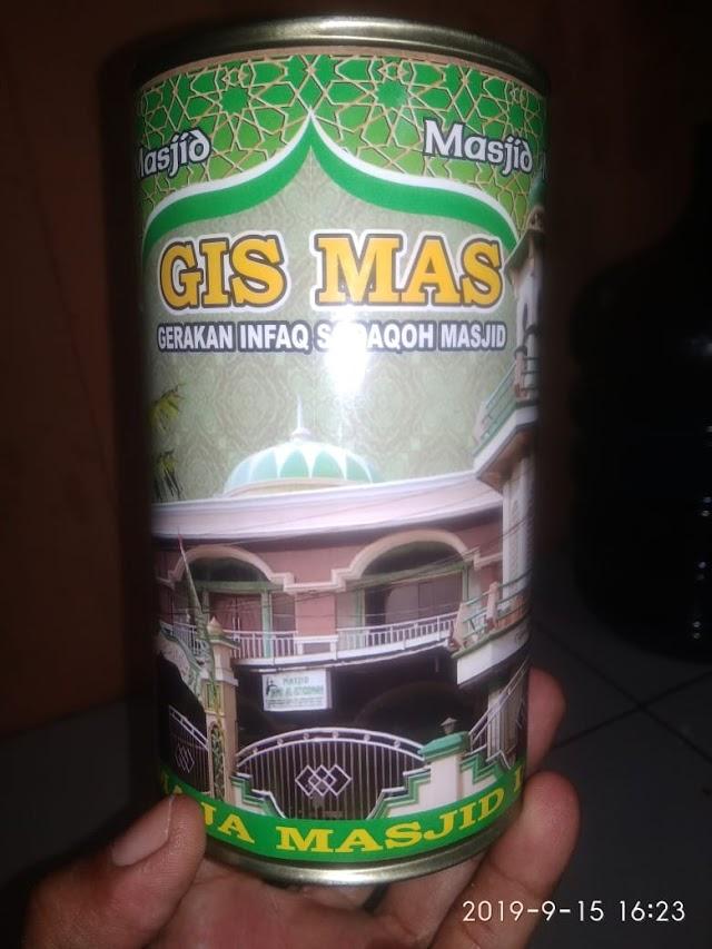 Gerakan Infaq Shodaqoh  Masjid Istiqomah (GIS MAS)