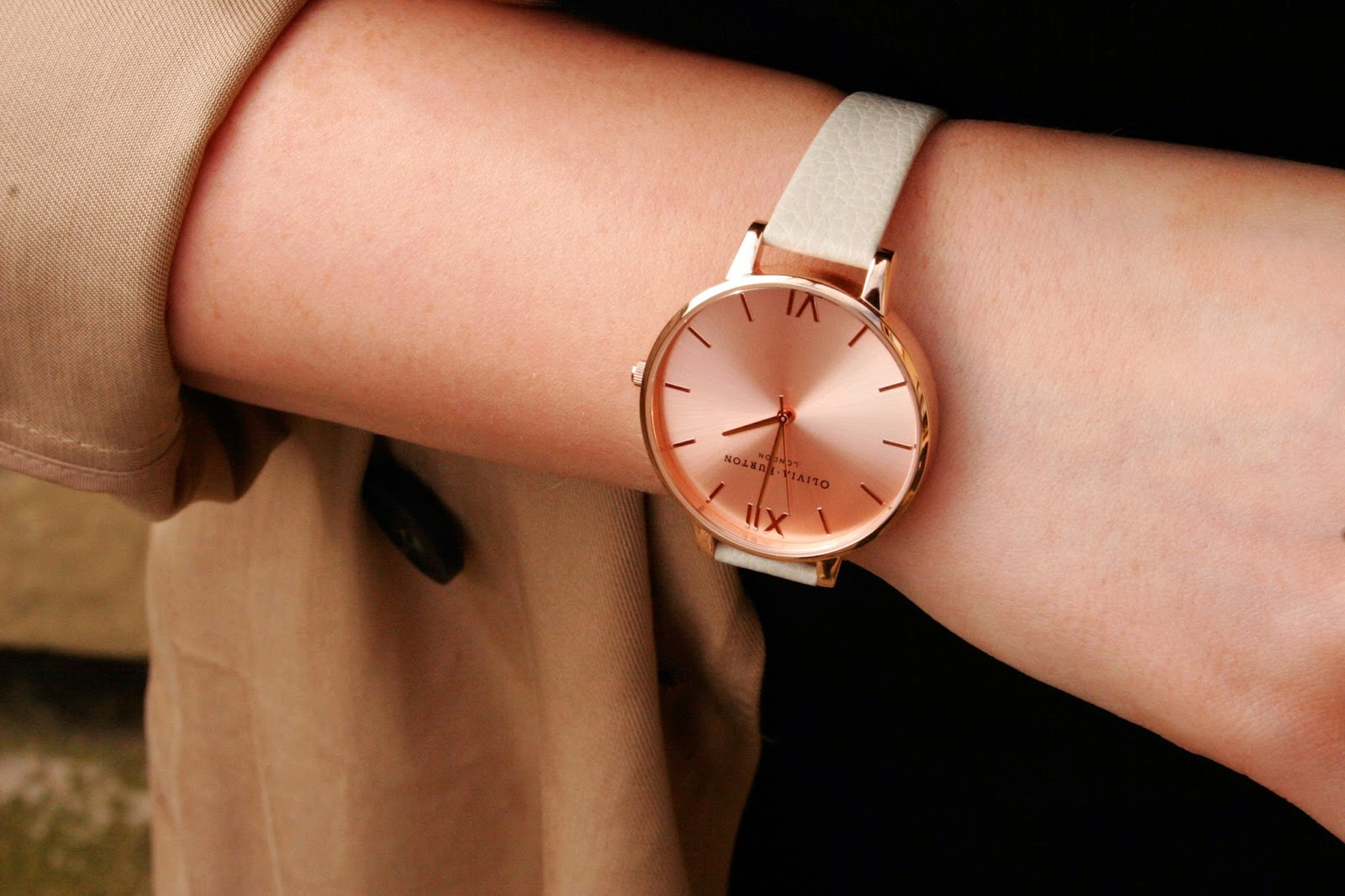 17d72be9869e Olivia Burton Big Dial Mink and Rose Gold Watch. Angela Beckett.  . 2  Comments. I ve been on the lookout for a classic watch for a long time