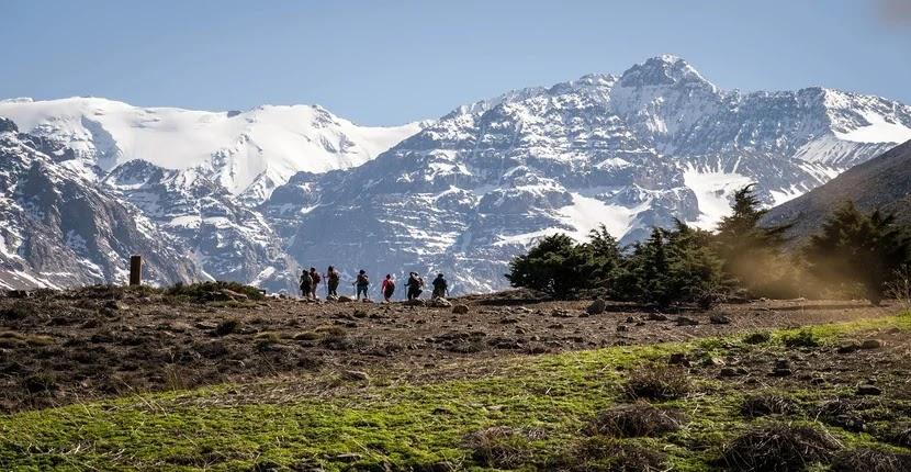 Yerba Loca Sanctuary, Chile.