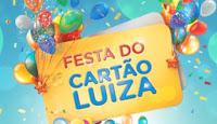 Festa do Cartão Magazine Luiza