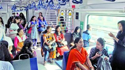 रेलगाडियों+में+महिलाओं+के+लिए+कम्पार्टमेंट