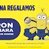 La Piara sortea cada semana drons y walkie talkie de los Minions