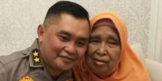 Ibunda Kapolda Metro Irjen Fadil Imran Meninggal Dunia Di Makassar