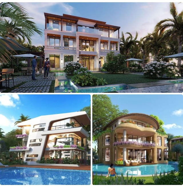 Dự án Sunshine Heritage Hà Nội Phúc Thọ Resort - Nơi 5 châu hội tụ trong lòng Thủ đô
