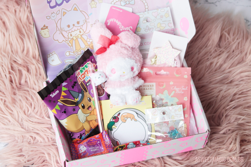 Kawaii Box é confiavel