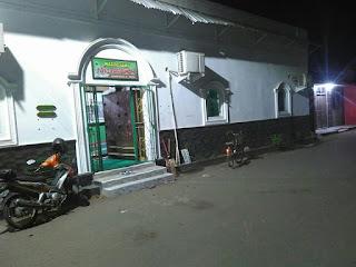 Masjid Al Barokah di Cirebon