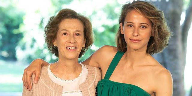 Julia Navarro e Irene Escolar presentación 'Dime Quién soy'