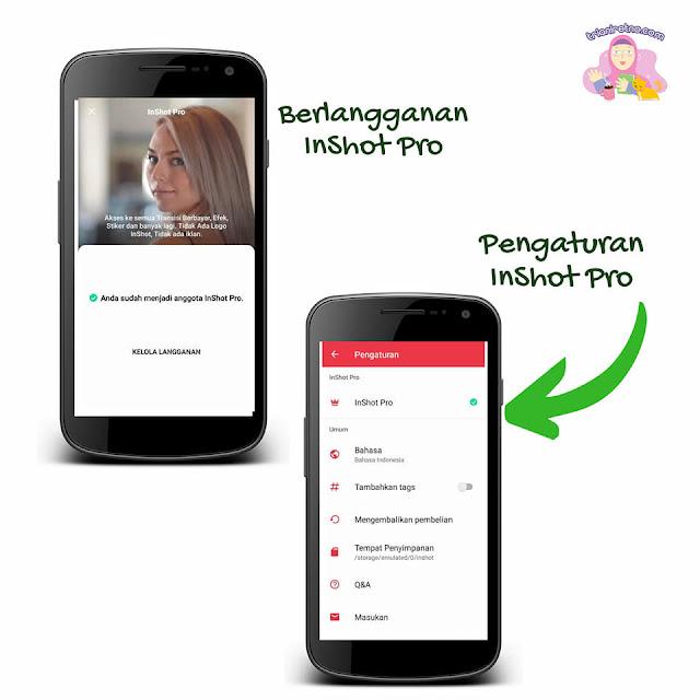 Aplikasi InShot Pro