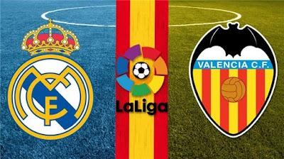 مشاهدة مباراة ريال مدريد وفالنسيا في الدوري الإسباني بث مباشر 18/6/2020