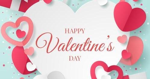 Desain Kartu Ucapan Valentine - CCGRAFIKA