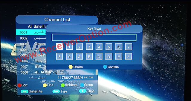 ONE STAR X5 1506TV 512 4M NEW SOFTWARE WITH ECAST & DIRECT BISS KEY ADD OPTION