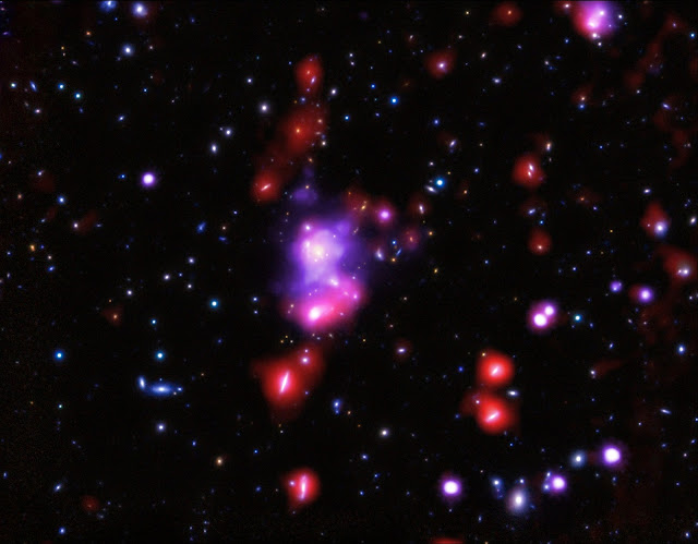 Galaxy Cluster XDCP J0044.0-2033