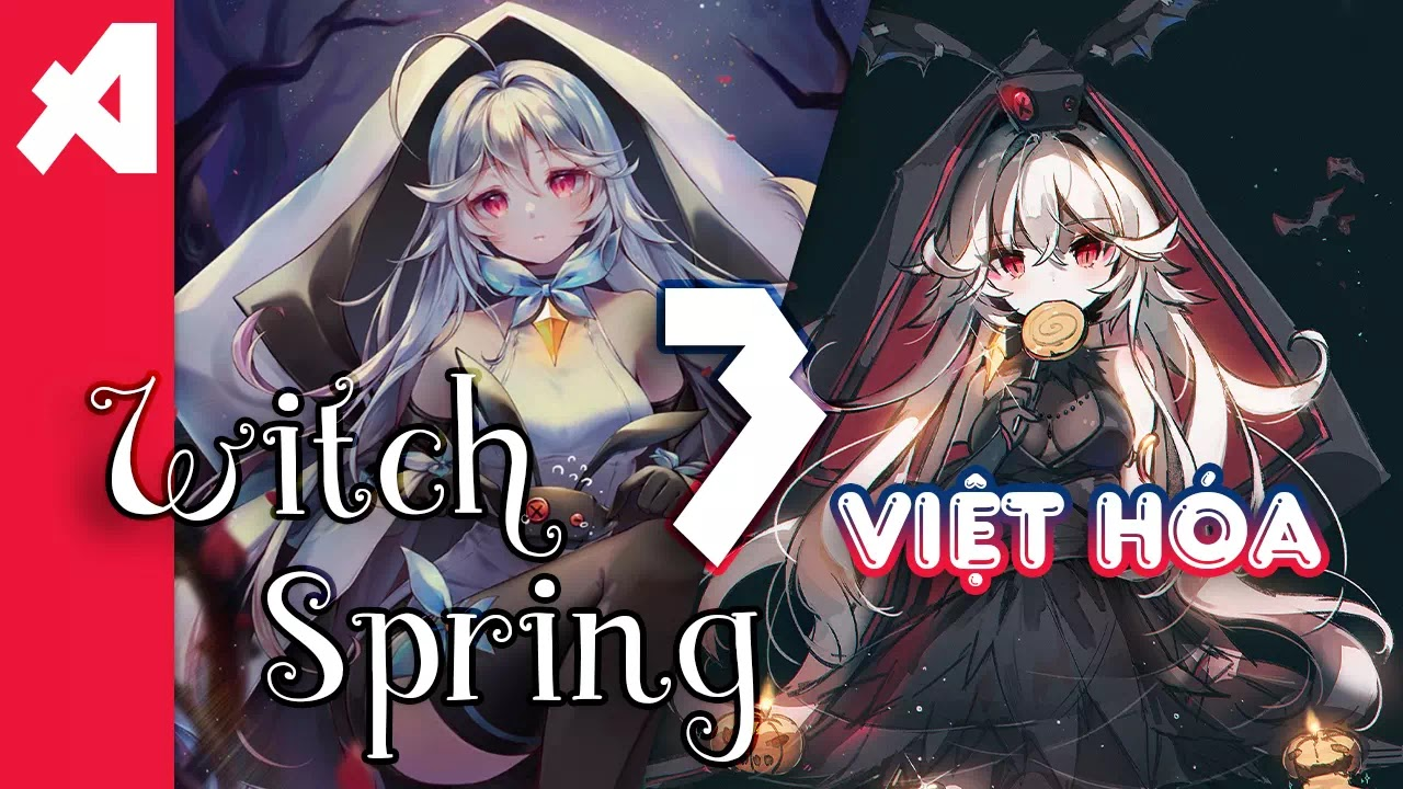 game rpg Witch Spring 3 Viet Hoa android ios aowvn%2B%25282%2529 - [ HOT ] Game Witch Spring 3 Việt Hóa | Android & IOS - RPG tuyệt hay + After Story