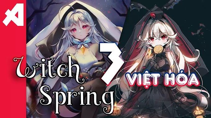 Game Witch Spring 3 Việt Hóa | Android & IOS - RPG tuyệt hay + After Story