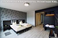 Hotelfotografie zimmer fotografieren sporthotel vanatge kiel