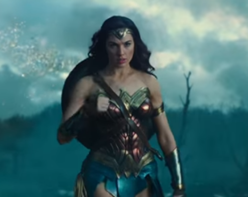 The latest trailer of the movie 'Wonder Woman' has been released.