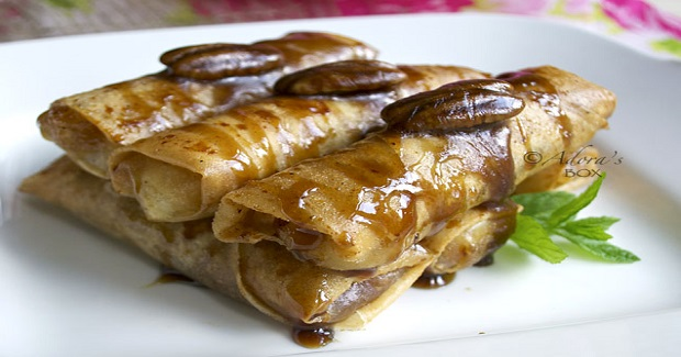 Fried Apple Pie (Apple Turon Recipe)