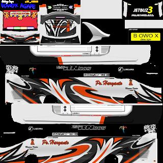 Download Livery Arjuan XHD Bus Haryanto